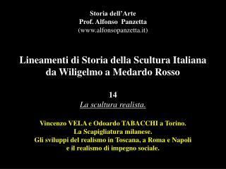 Storia dell'Arte Prof. Alfonso  Panzetta (alfonsopanzetta.it)
