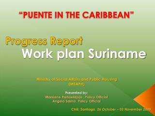 """""""PUENTE IN THE CARIBBEAN"""""""