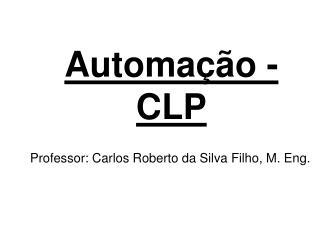 Automação - CLP