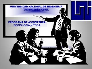 UNIVERSIDAD NACIONAL DE INGENIER�A INGENIER�A  CIVIL