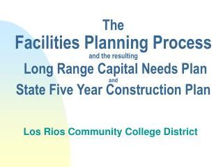 Los Rios Community College District