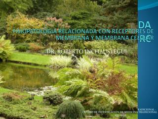 FISIOPATOLOGIA RELACIONADA CON GPRC