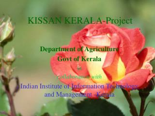 KISSAN KERALA-Project