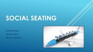 Social Seating