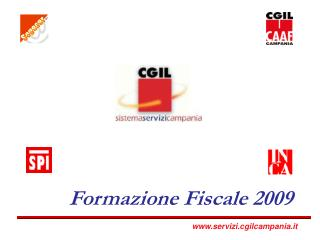 Formazione Fiscale 2009