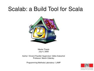 Scalab: a Build Tool for Scala