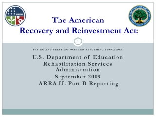 Prime Recipient  Recovery Act Section 1512 Reporting Webcast  September 10, 2009