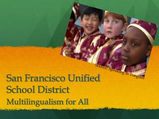 San Francisco Unified School District