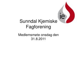 Sunndal Kjemiske Fagforening
