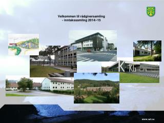 Velkommen til rådgiversamling  - inntakssamling 2014/-15