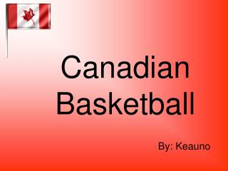 Canadian Basketball