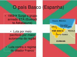 O pa�s Basco (Espanha)