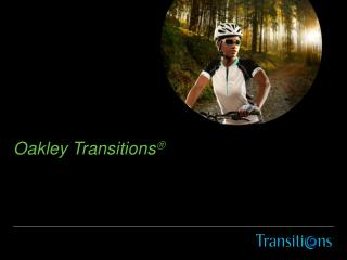 Oakley Transitions 