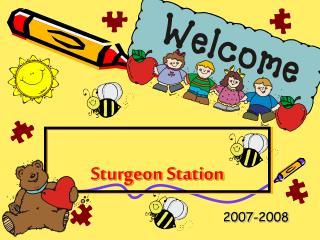 Sturgeon Station