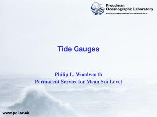 Tide Gauges
