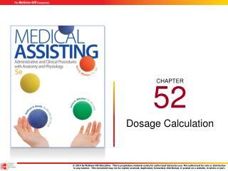 Dosage Calculation