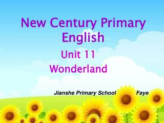 New Century Primary English