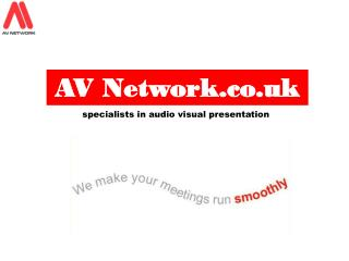 Avnetwork.co.uk