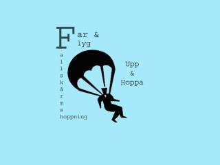 Hoppa fallskärm eller sightseeing? Far & Flyg - Bäst i norra Halland.