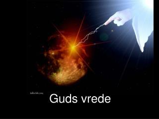 Guds vrede