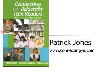 Patrick Jones connectingya