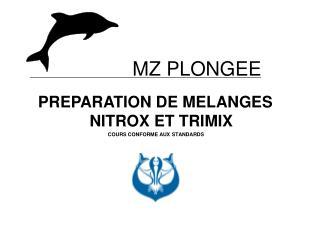 MZ PLONGEE