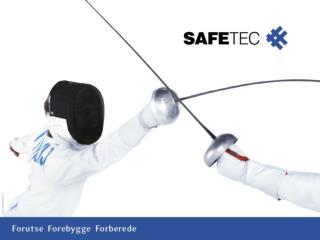 Sammenhenger mellom sikkerhetsarbeid, markedsforhold og regelverk/forvaltning/tilsyn