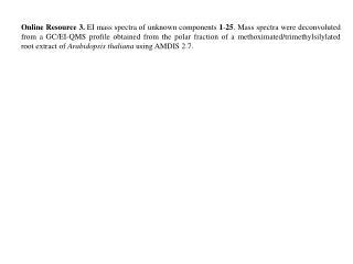 C 12 H 21 NO 3 Si 2  ( 1 )  RI(ALKANE) = 1062, RI(FAME) = 735