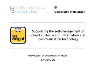 Supporting the self-management of obesity: The role of information and communication technology