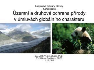 Doc. JUDr. Vojtěch Stejskal, Ph.D. ZF JU České Budějovice, BOZO 11.10. 2013