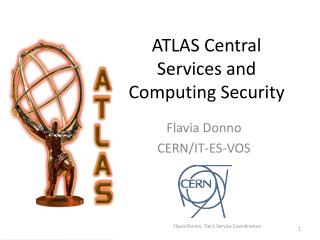 ATLAS Central Services and Computing Security
