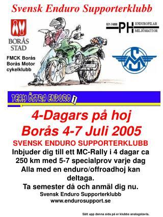 Svensk Enduro Supporterklubb