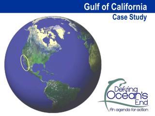 Gulf of California Case Study