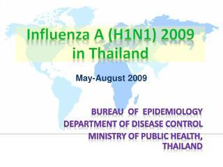 Influenza A (H1N1) 2009 in Thailand