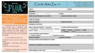 carta convite zac 11 favor preencher