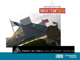 2008: Estimates of Potential Impact of 2009 Induction Ceremonies in Cleveland