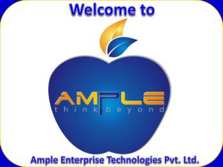 Ample Enterprise Technologies Pvt. Ltd.