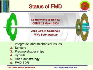 Status of FMD