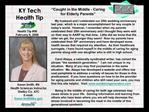 Karen Smith, RN Health Sciences Instructor Shelby Co. ATC E-mail:  Karen.Smithky