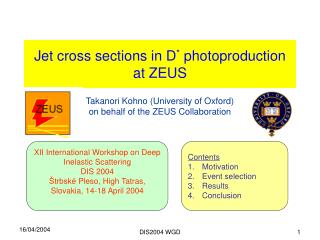 Jet cross sections in D *  photoproduction at ZEUS
