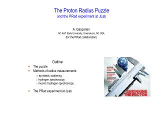 The Proton Radius Puzzle and the PRad experiment at JLab