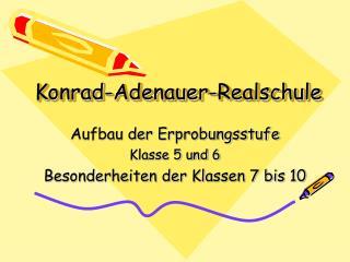 Konrad-Adenauer-Realschule
