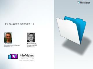 FILEMAKER SERVER 12