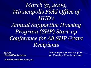 From 9:30 a.m. to 4:00 p.m. on Tuesday, March 31, 2009
