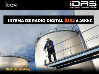 SISTEMA DE RADIO DIGITAL ICOM