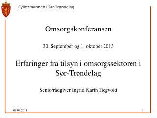 Fylkesmannen i Sør-Trøndelag