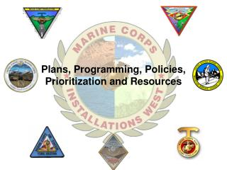 Plans, Programming, Policies, Prioritization and Resources