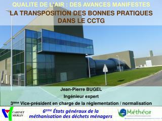 Jean-Pierre BUGEL