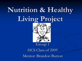 Nutrition & Healthy Living Project