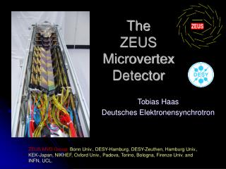 The  ZEUS  Microvertex  Detector